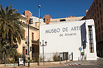 Museo de Arte, museum of art, City of Almeria, Spain