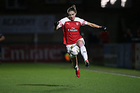 Vivianne Miedema of Arsenal during Arsenal Women vs Manchester United Women, FA WSL Continental Tyres Cup Football at Meadow Park on 7th February 2019