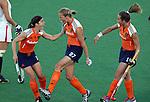 D2 Netherlands v China