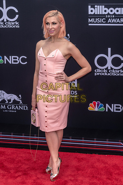 LAS VEGAS, NV - MAY 20: Bonnie McKee at the 2018 Billboard Music Awards at the MGM Grand Garden Arena in Las Vegas, Nevada on May 20, 2018. <br /> CAP/MPI/DAM<br /> &copy;DAM/MPI/Capital Pictures