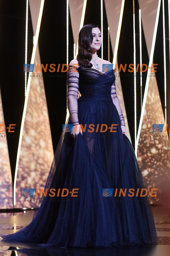 Monica Bellucci<br /> Cannes 17-05-2017 70&deg;Edizione Festival del Cinema di Cannes. Cerimonia d'apertura<br /> Foto Panoramic / Insidefoto