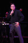 Robert Cuccioli performing in 'A New Life' ('Jekyll & Hyde' Reunion)  at The Town Hall on October 13, 2012 in New York City.