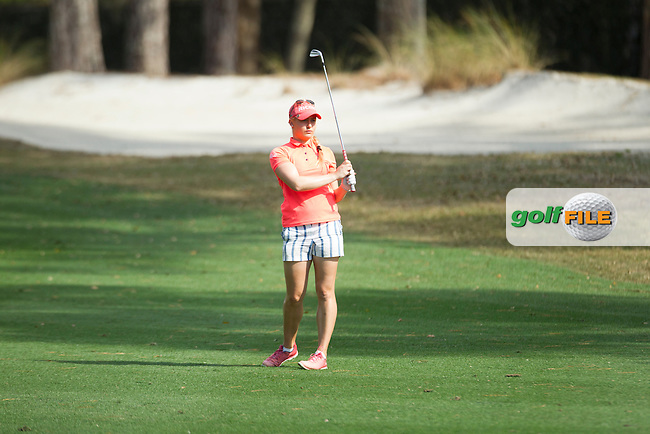Charley Hull during the First round of the LPGA Coates Golf Championship 2016 , from the Golden Ocala Golf and Equestrian Club, Ocala, Florida. 3/2/16<br /> Picture: Mark Davison | Golffile<br /> <br /> <br /> All photos usage must carry mandatory copyright credit (&copy; Golffile | Mark Davison)