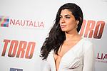 "Nya de la Rubia attends to the premiere of the spanish film ""Toro"" at Kinepolis Cinemas in Madrid. April 20, 2016. (ALTERPHOTOS/Borja B.Hojas)"