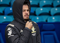 Leeds United's Kalvin Phillips arriving at the stadium <br /> <br /> Photographer Andrew Kearns/CameraSport<br /> <br /> The EFL Sky Bet Championship - Sheffield Wednesday v Leeds United - Saturday 26th October 2019 - Hillsborough - Sheffield<br /> <br /> World Copyright © 2019 CameraSport. All rights reserved. 43 Linden Ave. Countesthorpe. Leicester. England. LE8 5PG - Tel: +44 (0) 116 277 4147 - admin@camerasport.com - www.camerasport.com