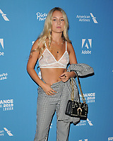 """Florence at the """"Animals"""" Sundance London film festival European premiere, Picturehouse Central, Corner of Shaftesbury Avenue and Great Windmill Street, London, England, UK, on Friday 31st May 2019.<br /> CAP/CAN<br /> ©CAN/Capital Pictures"""