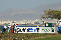 Benjamin Hebert (FRA) during the final round of the Oman Open, Al Mouj Golf, Muscat, Sultanate of Oman. 03/03/2019<br /> Picture: Golffile | Phil Inglis<br /> <br /> <br /> All photo usage must carry mandatory copyright credit (&copy; Golffile | Phil Inglis)