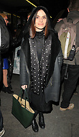 Charlotte Riley at the &quot;The Ninth Cloud&quot; film screening and Q&amp;A, Prince Charles cinema, Queen Leicester Place, London, England, UK, on Monday 12 February 2018.<br /> CAP/CAN<br /> &copy;CAN/Capital Pictures