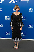 Kristen Wiig at the Downsizing photocall, 74th Venice Film Festival in Italy on 30 August 2017.<br /> <br /> Photo: Kristina Afanasyeva/Featureflash/SilverHub<br /> 0208 004 5359<br /> sales@silverhubmedia.com