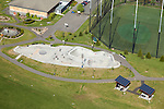 Skate park at Seattle's Jefferson Park