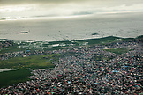PHILIPPINES, Manila, aerial view of the Manila and the Manila Bay