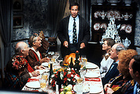 National Lampoon's Christmas Vacation (1989) <br /> E.G. Marshall, Diane Ladd, Chevy Chase, Beverly D'Angelo &amp; John Randolph<br /> *Filmstill - Editorial Use Only*<br /> CAP/KFS<br /> Image supplied by Capital Pictures