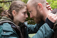 Leave No Trace (2018) <br /> Ben Foster, Thomasin McKenzie    <br /> *Filmstill - Editorial Use Only*<br /> CAP/MFS<br /> Image supplied by Capital Pictures
