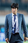 Suwon Samsung Head Coach Seo Jung Won during the AFC Champions League 2017 Group G match between Guangzhou Evergrande FC (CHN) vs Suwon Samsung Bluewings (KOR) at the Tianhe Stadium on 09 May 2017 in Guangzhou, China. Photo by Yu Chun Christopher Wong / Power Sport Images