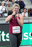 31.08.2014, OLympiastadion, Berlin, GER, Leichathletik, ISTAF-2014, im Bild Hammerwurf, Anita Wlodarczyk (POL)<br /> <br />               <br /> Foto &copy; nordphoto /  Engler