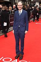 "Jack Thorne<br /> arriving for the ""Radioactive"" premiere at the Curzon Mayfair, London.<br /> <br /> ©Ash Knotek  D3560 07/03/2020"