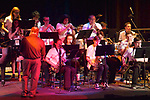The Music Connects Jazz Orchestra showcased Cape May's young high school musicians during a performance in the Cape May Convention Hall at the spring 2018 edition of the Exit Zero Jazz Festival.