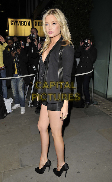 LONDON, ENGLAND - MARCH 10: Laura Whitmore attends the Rodial Beautiful Awards 2014, St Martin's Lane Hotel, St Martin's Lane, on Monday March 10, 2014 in London, England, UK.<br /> CAP/CAN<br /> &copy;Can Nguyen/Capital Pictures