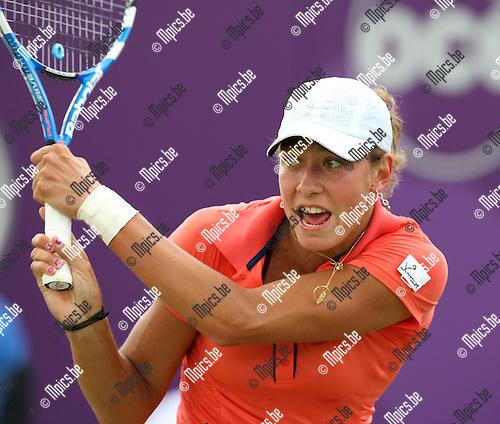 2009-06-20 / Tennis / Ordina Open Rosmalen / Finale / 2009-06-20 / Tennis / Ordina Open Rosmalen / Finale / Yanina Wickmayer..Foto: Maarten Straetemans (SMB)..Foto: Maarten Straetemans (SMB)
