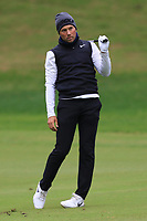 Oscar Lengden (SWE) on the 5th fairway during Round 4 of the Challenge Tour Grand Final 2019 at Club de Golf Alcanada, Port d'Alcúdia, Mallorca, Spain on Sunday 10th November 2019.<br /> Picture:  Thos Caffrey / Golffile<br /> <br /> All photo usage must carry mandatory copyright credit (© Golffile | Thos Caffrey)
