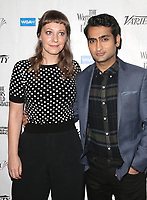 01 February 2018 - Beverly Hills, California - Emily V. Gordon, Kumail Nanjiani. 2018 Writers Guild &quot;Beyond Words&quot;. <br /> CAP/ADM/FS<br /> &copy;FS/ADM/Capital Pictures