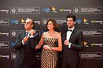 San Sebastian, Spain, 20/09/2013<br />  Alfombra roja de la Gala Inaugural del 61 International Film Festival<br />  Miguel Angel Munoz