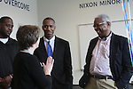 Nixon Minority Male Open House - Select