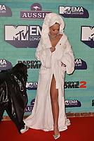 Rita Ora<br /> MTV EMA Awards 2017 in Wembley, London, England on November 12, 2017<br /> CAP/PL<br /> &copy;Phil Loftus/Capital Pictures