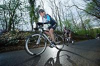 Brabantse Pijl 2012.Leuven-Overijse: 195,7km