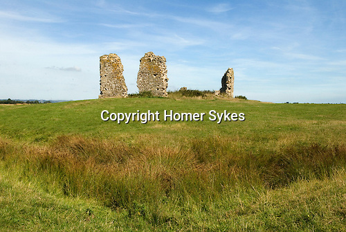 Hope All Saints. Lost villages of Romney Marsh. Hope-all-Saints church all that now remains of the village.