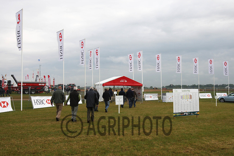 HSBC Cereals Event.Picture Tim Scrivener date taken 14th June 2012.Mobile 07850 303986 e-mail tim@agriphoto.com.?.covering agriculture in the Uk?.