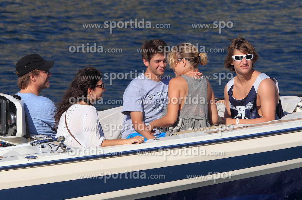 CRO, Jon Bon Jovi mit Familie in Croatien | SPORTIDA Photo