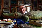 Sergio Bonelli.Milano, 18/11/2002..