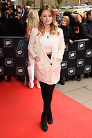 Emily Attack arriving for TRIC Awards 2018 at the Grosvenor House Hotel, London, UK. <br /> 13 March  2018<br /> Picture: Steve Vas/Featureflash/SilverHub 0208 004 5359 sales@silverhubmedia.com