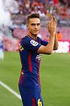 52e Trofeu Joan Gamper.<br /> FC Barcelona vs Chapecoense: 5-0.<br /> Denis Suarez.