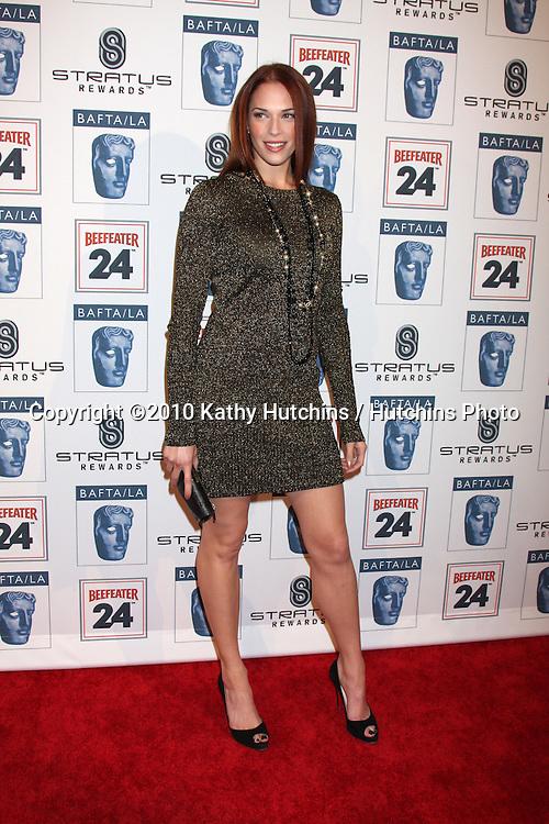 Amanda Righetti.arriving at the BAFTA/LA Awards Season Tea Party 2010.Beverly Hills Hotel.Beverly Hills, CA.January 16, 2010.©2010 Kathy Hutchins / Hutchins Photo....