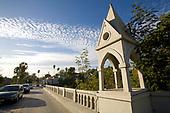 Shakespeare Bridge, Los Feliz, Los Angeles, California, USA