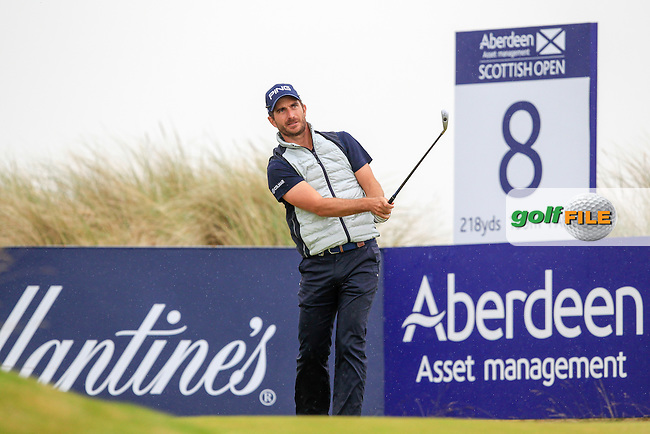 Padraig Harrington (IRL) during round 3 of the Aberdeen Asset Management Scottish Open 2016, Castle Stuart  Golf links, Inverness, Scotland. 09/07/2016.<br /> Picture Fran Caffrey / Golffile.ie<br /> <br /> All photo usage must carry mandatory copyright credit (&copy; Golffile | Fran Caffrey)