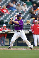 April 24, 2010: Ryan Brett of Highline High School during a non-league game against Newport High School at Safeco Field in Seattle, Washington.