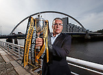 Ayr Utd manager Ian McCall previews the Petrofac Cup clash with Rangers
