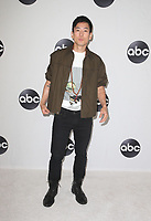BEVERLY HILLS, CA - August 7: Jake Choi, at Disney ABC Television Hosts TCA Summer Press Tour at The Beverly Hilton Hotel in Beverly Hills, California on August 7, 2018. <br /> CAP/MPI/FS<br /> &copy;FS/MPI/Capital Pictures
