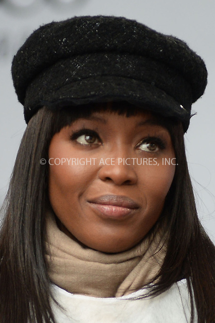 WWW.ACEPIXS.COM <br /> March 7, 2014 New York City<br /> <br /> Naomi Campbell at the UN Women for Peace &quot;March in March 2014&quot; to end violence against women on March 7, 2014<br /> <br /> <br /> <br /> Please byline: Kristin Callahan  <br /> <br /> ACEPIXS.COM<br /> Ace Pictures, Inc<br /> tel: (212) 243 8787 or (646) 769 0430<br /> e-mail: info@acepixs.com<br /> web: http://www.acepixs.com