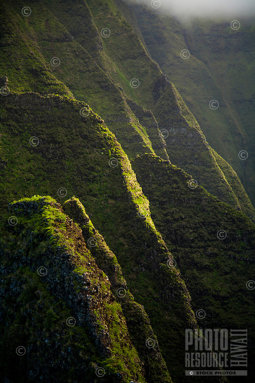 Mountains of the Na Pali Coast, Kauai