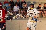 Mission Viejo, CA 05/11/11 - Sean Feeney (Foothill-Santa Ana #47) in action during the St Margaret-Foothill boys varsity lacrosse game at Mission Viejo High School for the 2011 CIF Southern Section South Division Championship.  Foothill defeated St Margaret 15-10.