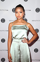 LOS ANGELES, CA - AUGUST 10: Navia Robinson, at Beautycon Festival Los Angeles 2019 - Day 1 at Los Angeles Convention Center in Los Angeles, California on August 10, 2019.  <br /> CAP/MPI/SAD<br /> ©SAD/MPI/Capital Pictures