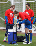 291010 Rangers training