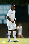 11 September 2005: Corey Ashe. The University of North Carolina Tarheels defeated the University of South Carolina Gamecocks 2-0 in an NCAA Divison I men's soccer game at Fetzer Field in Chapel Hill, NC.