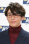 Japanese actor Issey Takahashi attends a photo call for the 30th Japan Best Dressed Eyes Awards at Tokyo Big Sight on October 11, 2017, Tokyo, Japan. The event featured Japanese celebrities who were recognized for their fashionable eyewear. (Photo by Rodrigo Reyes Marin/AFLO)