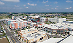 Liberty Town Center Aerial Photography | HOAR Construction