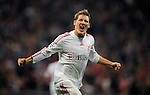 Fussball Champions League 2008/2009,  FC Bayern Muenchen - AC Florenz